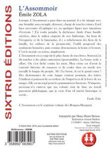 L'Assommoir Verso
