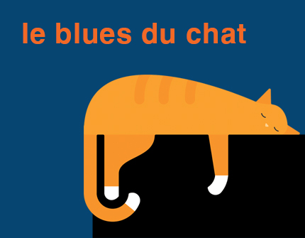 Le blues du chat de Sophie Chabanel