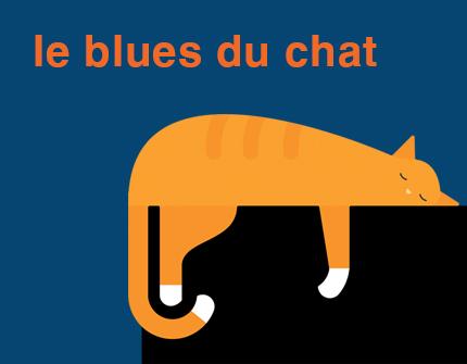 Le blues du chat de Sophie Chabanel
