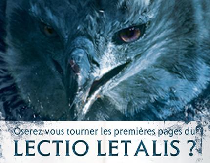 Lectio Letalis de Laurent Philipparie
